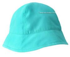 NEW Circo Unisex Baby Sun LG Cap Blue Flowers UV Protection 50