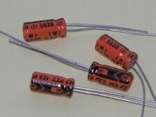 4pk - 2.2uf/63V  Radial Lead Electrolytic  -Sprague