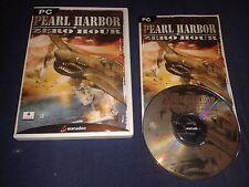 PEARL HARBOR ZERO HOUR COMPLETE PC CD-ROM