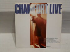 PROMO CHANFORT LIVE Amour année zéro CBS PRO 451