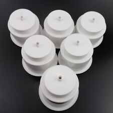 6PCS Two Tiered White Plastic Cups Drink Can Holder Boat RV pontoon Superior