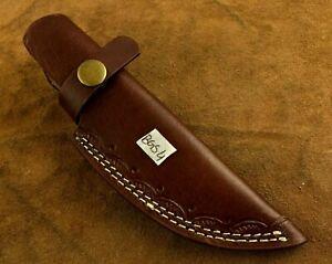 Handmade Leather Sheath for Custom Knife-Knife Sheath Cover Pouch- BGS4