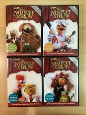 Best of The Muppet Show 25th Anniversary DVD's LOT OF 3 | GOOD