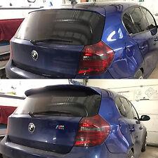 BMW 1er e87 e81 Aerodynamic Spoiler rear door roof tailgate trunk M Performance
