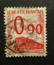 FRANCE-Petit colis N°40 oblitéré