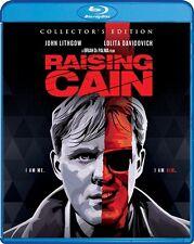 RAISING CAIN New Sealed Blu-ray Collector's Edition Brian De Palma John Lithgow