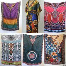 Summer/Beach Machine Washable Multi-Colored Maxi Dresses for Women