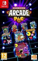 Namco Museum Arcade PAC - Nintendo Switch [Region Free, Namco, Arcade Game] NEW?