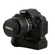 New Battery Grip for Canon 550D 600D 650D 700D T2i T3i T4i BG-E8 BGE8#DB