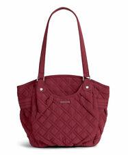 NWT Vera Bradley Glenna Satchel shoulder Bag Hawthorn Rose Microfiber