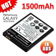 Li-ion Replacement Power for Samsung Galaxy ACE Battery S5830 Gio S5660 S5670