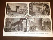 In memoria di Amilcare Ponchielli nel 1886 I Lituani 1a a Milano nel 1874