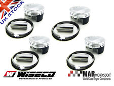Ford Duratec 2.0 16v / Fiesta ST150 set WISECO Hi Comp FORGED pistons 88mm