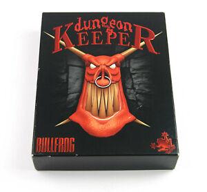 Dungeon Keeper - PC CD-ROM - Deutsch - Big Box / Eurobox - Bullfrog Productions