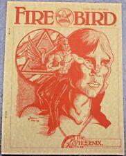"""Phoenix Fanzine """"Firebird 1, 2"""" GEN"""
