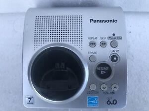 Panasonic KX-TG1031S Answering Machine Phone Base For KX-TGA101S Handsets