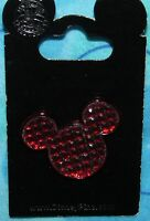 Disney Pin Mickey Mouse  Red Cubes Icon