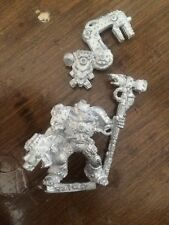 Space Wolves Iron Priest Warhammer 40k Metal Wolf OOP GW