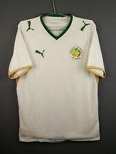 e7284f01f 4.5/5 Senegal jersey large 2007 2009 home shirt soccer football Puma ig93