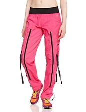 Zumba CARGO PANTS - Zip Cargo Pants Pink Extra Small  XS -ZE