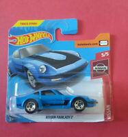 HOT WHEELS - NISSAN FAIRLADY Z - NISSAN - SHORT CARTE - FYF05 - R 5839