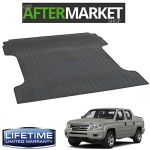 New Heavy Duty Rubber Bed Mat 2006-2015 Honda Ridgeline 5' Bed LIFETIME WARRANTY