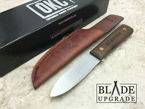 Old Hickory Fish and Small Game Wood Handle Fixed Hunting Knife 7024