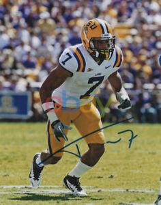 Tyrann Mathieu #7 The Honey Badger LSU Tigers Football SIGNED 8x10 Photo reprint