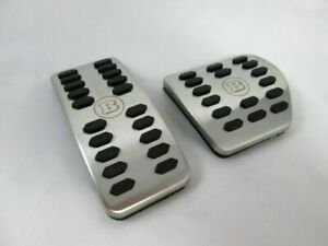 Smart BRABUS Forfour Fortwo 453 Sport Pedal Pads Automatic Transmission Original