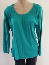 Unbranded Long Sleeve 100% Cotton Basic Tees for Women