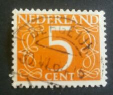 nvph 465 met langebalkstempel Bergeijk (2674-A)