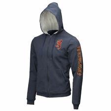 Browning Sweatshirt Hoodie Zip Snapshot Blue (30184465xx)