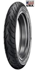 DUNLOP ELITE MH90-21 80/90-21 FRONT TIRE HARLEY SPORTSTER SOFTAIL DYNA WIDE