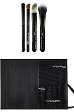 New MAC Cosmetics Look in a Box ADVANCED Brush Set super fast fast shipping!
