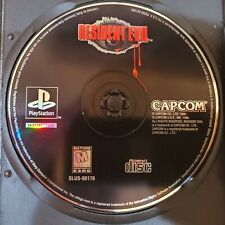 New listing Original Resident Evil #1 Game Sony PlayStation 1 one 1996 PS1 Tested & working