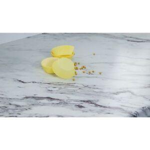 Marble Veneto Calcutta Effect Kitchen BREAKFAST BAR 2 metre x 900mm x 38mm