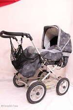 Emmaljunga Kombikinderwagen Kinderwagen m. Verdeck u. Abnehmbarer Babywanne Klap