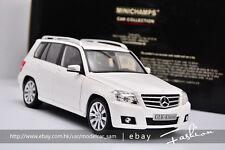 Minichamps 1:18 Benz GLK KLASSE White