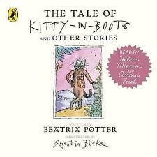 The Tale of Kitty In Boots and Other Stories by Beatrix Potter (CD-Audio, 2016)