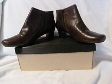NATURALIZER WOMENS BOOTS - OLWEN-OXFORD - SIZE 7N