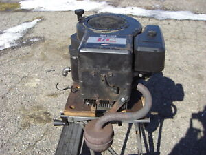 Briggs & Stratton Engine 12HP 281707-0137-01 from Motor Craftsman