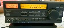 Yaesu Frg-100 Communications Receiver W/ Org Manual