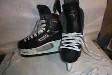 Mens sz 7 Vintage Bauer Supreme 1000 Hockey ice skates Mint
