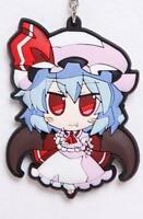 Remilia Scarlet Touhou Project Rubber Key Chain Japan