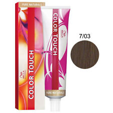 WELLA COLOR TOUCH BIONDO MEDIO NATURALE DORATO 7/03