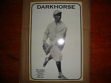 """Darkhorse: The Jimmy Claxton Story"" by Ty Phelan signed copy"