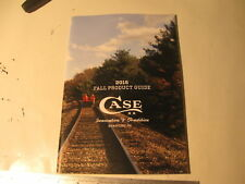 W. R. Case XX 2015 Fall Product Guide, 62 pages 6.5 x 9.5 (54)