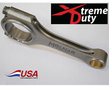 "MOLNAR Xtreme Duty Nitrous/Turbo SBC Chevy 6.000"" H-Beam Billet ""XD"" Rods"