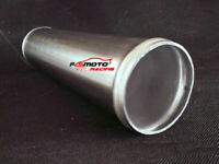 "2.25"" 57mm straight L=300mm Aluminum Turbo Intercooler Pipe Piping Tube Tubing"