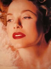 ANNETTE BENING flapper 3 poses actress color clippings sexy 2 photos film noir